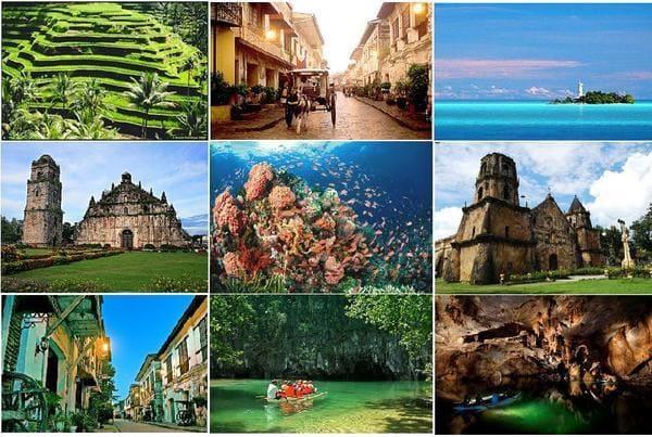 フィリピンの世界遺産!マニラやビガンにバナウエの棚田など訪れたい観光スポット
